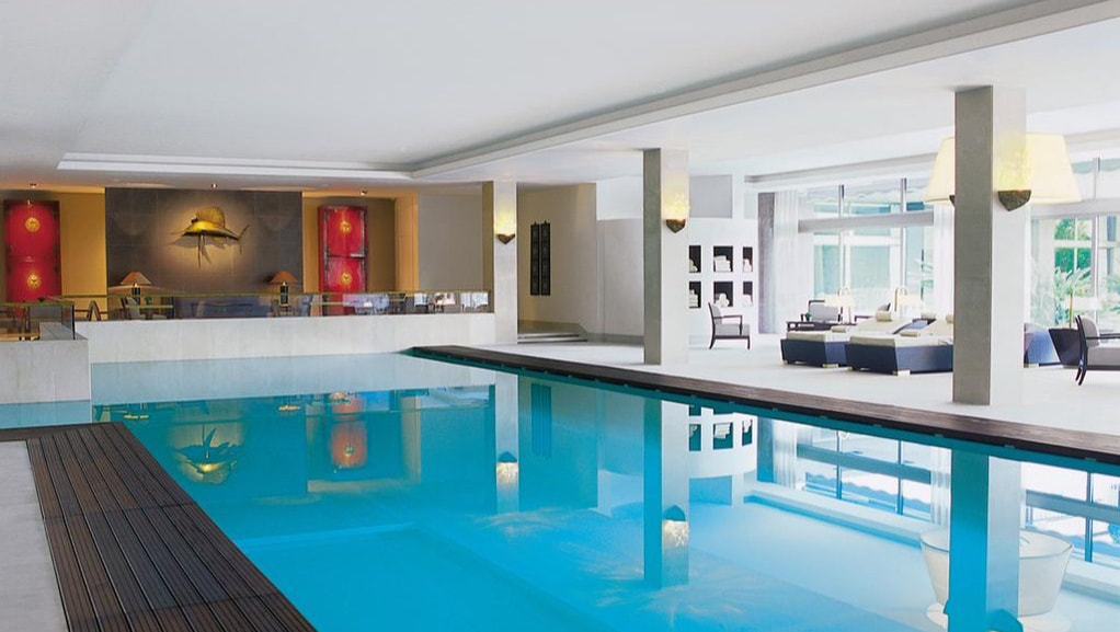 Four Seasons Ritz Lisbon Pool