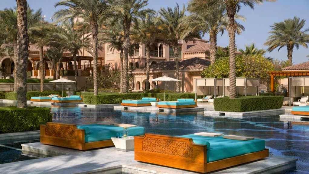 One&Only The Palm Dubai Pool