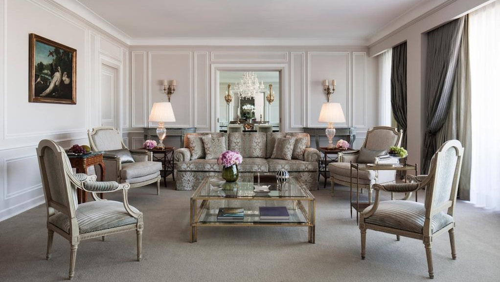 Four Seasons Ritz Lisbon Room
